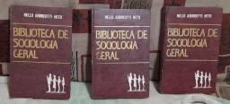 Biblioteca de sociologia geral