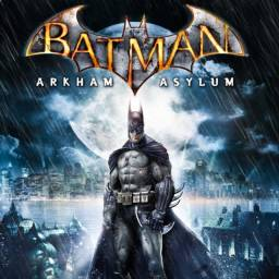 2 Jogos Batman: Arkham Asylum + Batman: Arkham City Para Ps3