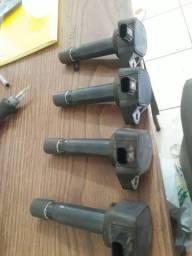 vendo bobina de ignição Honda original,  3 unidades funcionando