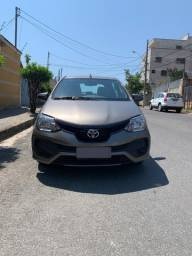 Toyota Etios X AT 1.3 2020 no estado de ZERO