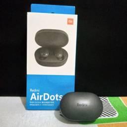 Redmi AirDots - na caixa - fone bluetooth
