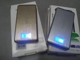 Lindos carregadores portátil novo na caixa .