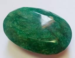 Pedra De Esmeralda Natural 3580 Cts (gigante Oportunidade)