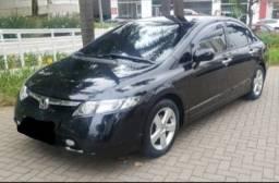 Honda Civic Lxs/Parcelado
