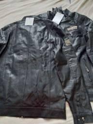 Jaqueta de Motoqueito