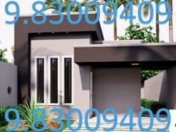N68Luxuosa Casa Nova Opções De 2 e 3 Quartos No Altos do Turu