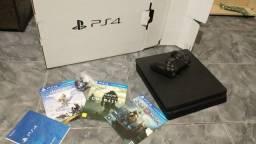 PS4 SLIM NOVO!