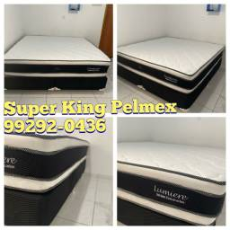 Cama super king //