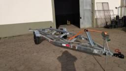 carreta barco 600 kg
