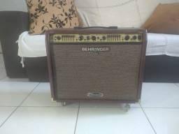 Amplificador violão ACX 900 Behringer