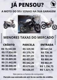 Crédito para compra de sua Moto - Compre À VISTA