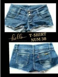 Shorts e outros Looks