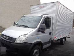 iveco daily 35s14 ano 2015 bau seco