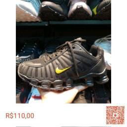 Nike 12 molas tênis masculino38 ao 43 (Varejo)