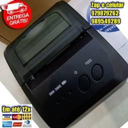 Impressora termica Bluetooth 58mm