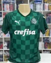 Camisa Palmeiras I 2021