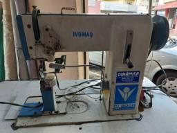 Maquina de costura de coluna Ivomaq