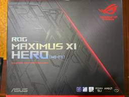 Placa mae Asus ROG z390 Maximus XI Hero Wifi