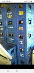 Caixa de litrão padrão ambev