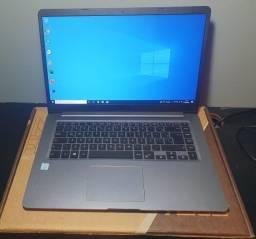 Notebook Asus - I7 8ª Geração 8Gb 256Gb Ssd + 1Tb Hd Nvidia 930MX 2Gb Win10
