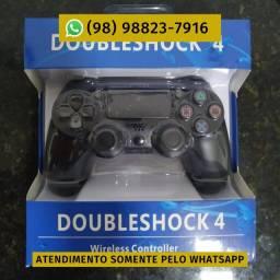 Controle de PlayStation 4 e Computador Blueooth
