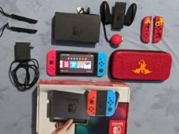 nintendo switch vendo ou troco por console