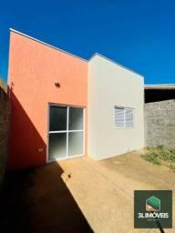 Casa para aluguel, 2 quartos, Jardim Santa Aurélia - Três Lagoas/MS
