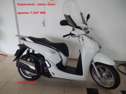 Scooter SH 300 i 2016 - ùnico dono , 7547 KM