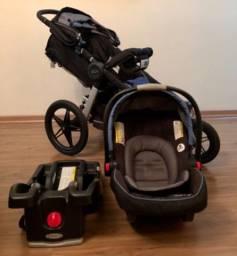 Carrinho e Bebê Conforto  Graco Importados
