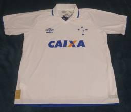 Camisa Cruzeiro 2017 Nova na Etiqueta