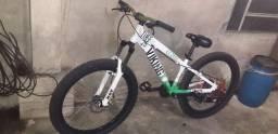 Vendo bicicleta vikingx Tuff 25
