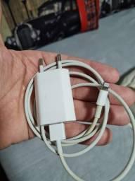 Carregador original Apple