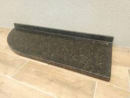 Tampão de mármore 130cm x 50cm