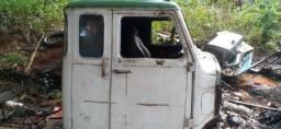 Cabine L 111 Scania