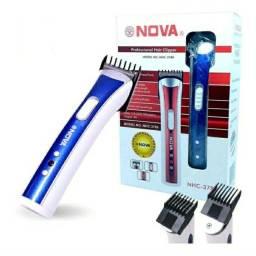 Máquina de Barba e Cabelo Nova NHC - 3780