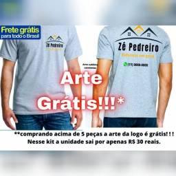 Título do anúncio: Atenção camisetas para empresas