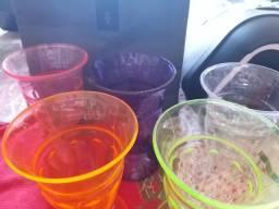 Taças de sorvete