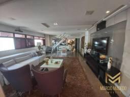 Título do anúncio: Cobertura duplex com 4 dormitórios à venda, 400 m² por R$ 1.290.000 - Meireles - Fortaleza