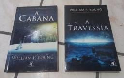 Kit de Livros - A Cabana / A Travessia de William P. Young