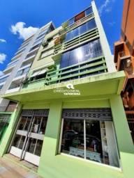 Apartamento à venda com 1 dormitórios em Nossa senhora de fátima, Santa maria cod:100391