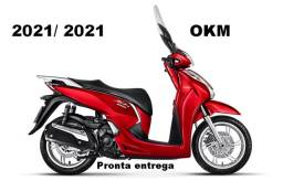Honda Scooter SH 300 i - 2021 / 2021 OKM - Pronta entrega