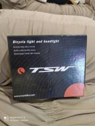 Lanterna bike farol pro tsw 1200 lumens