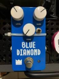 Pedal de drive ( blue diamond )