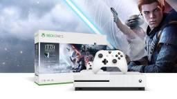 Xbox one s 1 tb novo lacrado com garantia