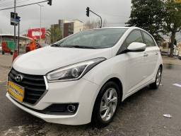 Hyundai Hb20 Premium 2018 Automatico + 12.000 km rodados + unico dono