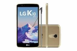 LG K10 Pró Dourado (Celular / Smartphone)