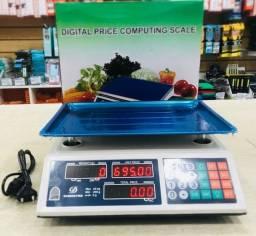 Balança digital 40kg novo promoção