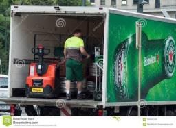 Vaga Serviços Gerais em Distribuidora de Bebidas