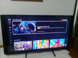 Vendo smart tv PANASONIC 43' com Wifi integrando