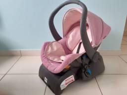 Bebê Conforto Cocoon (suporte para carro) Até 13 Kg Rosa 8181Ro Galzerano